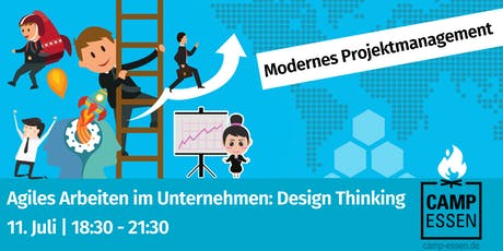 "Workshop - ""Praktische Einführung in Design Thinking"" Tickets"