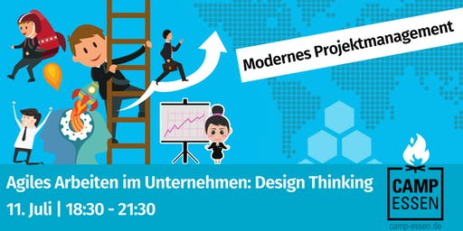 "Workshop - ""Praktische Einführung in Design Thinking"""