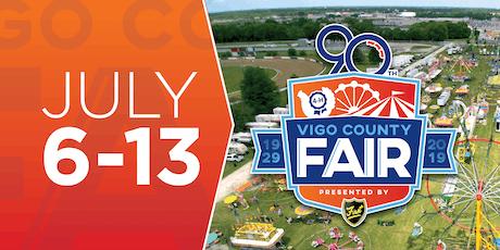 Vigo County Fair - Broken Horn Rodeo Presented by Vigo Dodge tickets