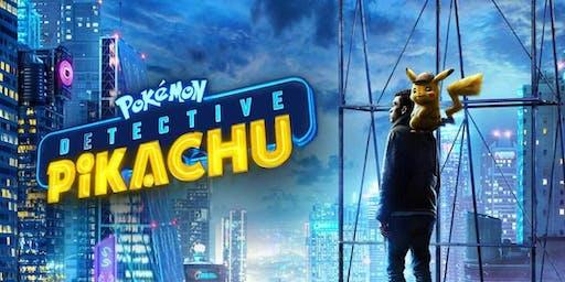 Movie: Pokémon: Pikachu Detective at AMC Century City 15 in Los Angeles