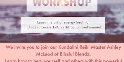 Kundalini Reiki Master Workshop