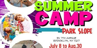 HTF Summer Camp 2019 Park Slope Brooklyn NY