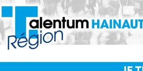 Talentum Hainaut billets