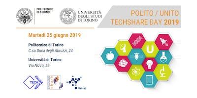 Italian Tech Week | TECHSHARE DAY 2019 @UniTo
