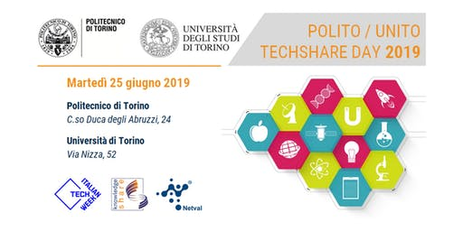 Italian Tech Week | TECHSHARE DAY 2019 @UniTo
