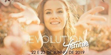 Evolution Femme ingressos