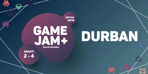 Game Jam + 2019 (Durban)