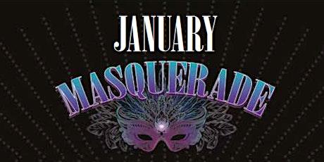 JANUARY MASQUERADE PARTY tickets