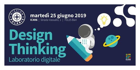 Laboratorio Digitale di DESIGN THINKING biglietti