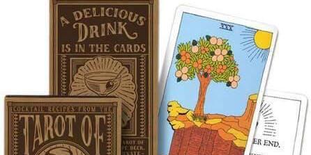 Tarot Card Reading in The Speakeasy at Quintana's