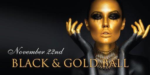 Black & Gold Ball
