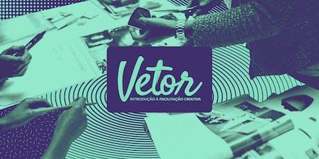 Vetor | Introdução à Facilitação Criativa ingressos