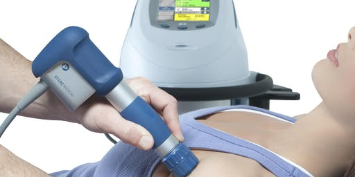 Shockwave Therapy with Paul Hobrough