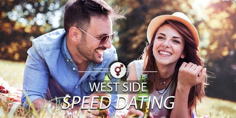 West Side Speed Dating | Age 40-55 | August tickets