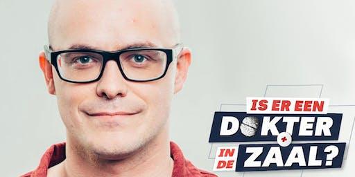 OPNAME 1:  'IS ER EEN DOKTER IN DE ZAAL' (seizoen 2) - 15u30