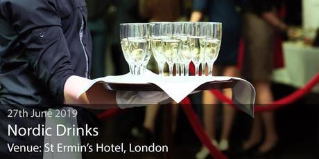 Nordic Drinks London tickets