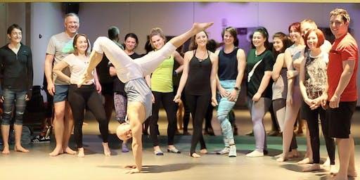 Handstand Workshop - Cambridge