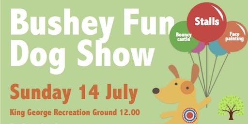 Bushey Fun Dog Show