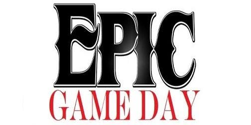 Epic Game Day 17