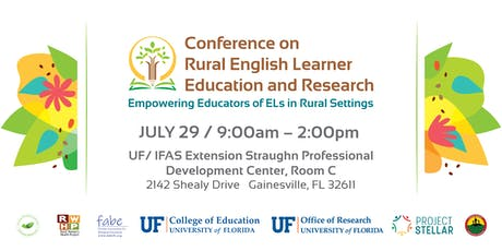 Conference on Rural English Learner Education and Research (CREER) tickets