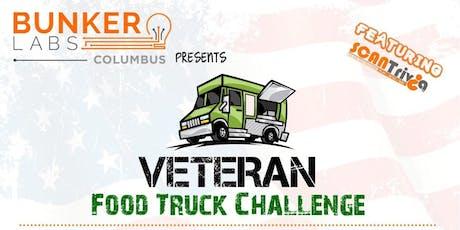 Veteran Food Truck Challenge tickets