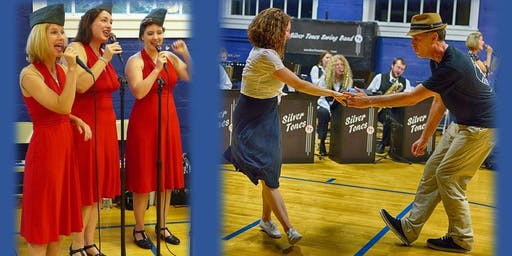 FLYING HOME Swing Dance with the Silver Tones