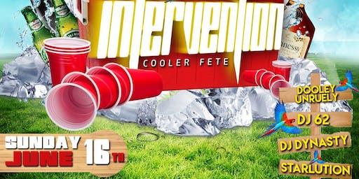 Intervention Cooler Fete