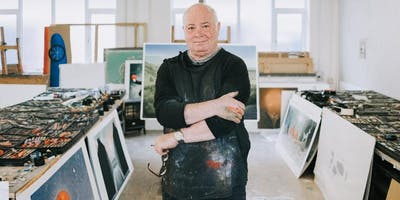 Artist Mackenzie Thorpe's national tour comes to Whitewall Chelmsford