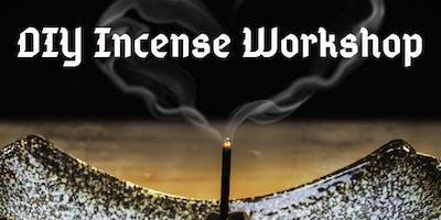 DIY Incense Making Workshop
