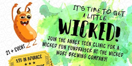 Wicked Fun Fundraiser tickets