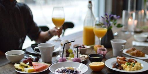 Breakfast Hub @ Radisson Blu Metropol Hotel, Helsingborg