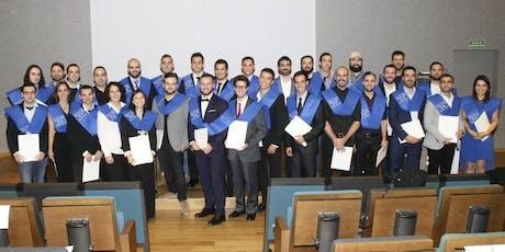 Graduació del Grau en Prevenció i Seguretat Integral UAB - Promoció 2019 entradas