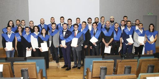 Graduació del Grau en Prevenció i Seguretat Integral UAB - Promoció 2019