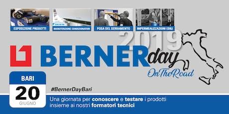 BERNERday | Bari biglietti