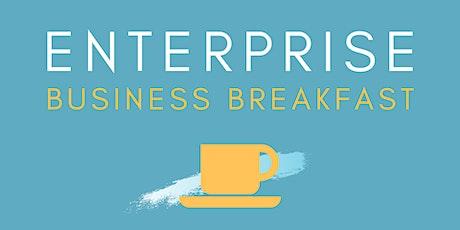 Enterprise Business Breakfast - July 2019 tickets
