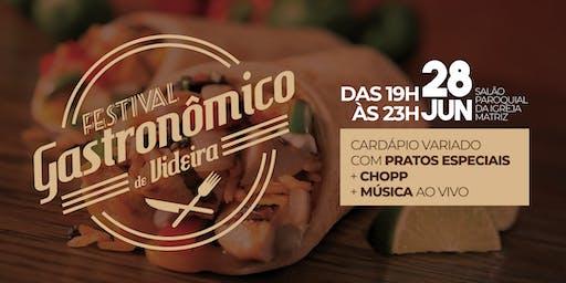 Festival Gastronômico de Videira