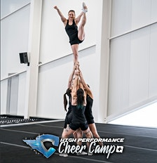 CCA High Performance Cheer Camps logo