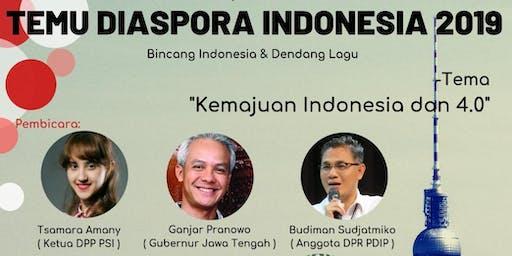 TEMU DIASPORA INDONESIA 2019