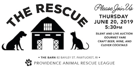The RESCUE, Fundraising Event for PARL  tickets