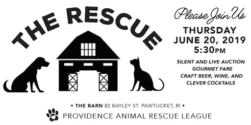 The RESCUE, Fundraising Event for PARL