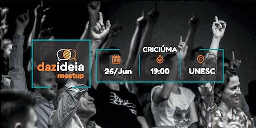 Dazideia Meetup Criciúma