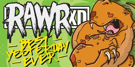 RAWR XD Fest // Emo & Pop Punk Originals & Tributes // 26th October tickets