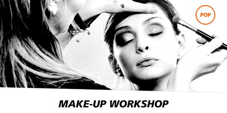Open Day Workshop: Kako napraviti lagani ljetni make-up? tickets