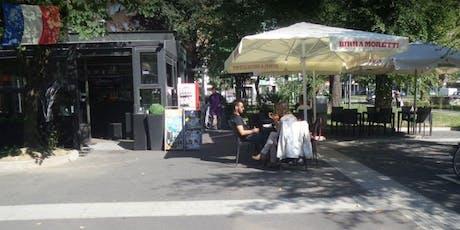 Aperitivo Estivo in Francese in piazzale Istria biglietti