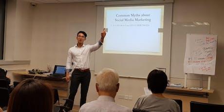 *[FREE Facebook, Branding and Marketing Seminar]* tickets