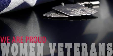Women Veterans Lunch & Learn tickets
