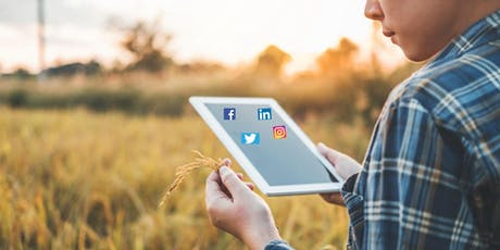 Social Media e Marketing Simbiotico per l'Agrifood biglietti