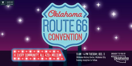 Oklahoma Route 66 Convention tickets
