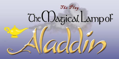 Aladdin- The Play Tickets Monday, July 29th at 7:00pm tickets