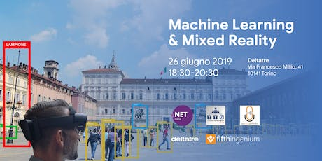 Machine Learning & Mixed Reality biglietti